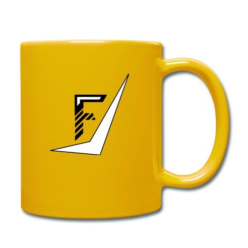 Logo mio Fad3biancoLineeSPesse - Tazza monocolore