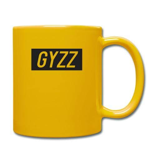 Gyzz - Ensfarvet krus