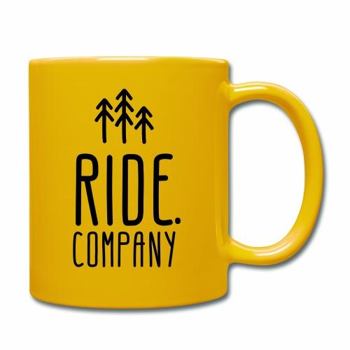 RIDE.company Logo - Tasse einfarbig