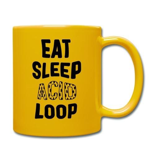 Eat Sleep Acid Loop - Full Colour Mug