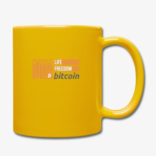 Bitcoin - Mug uni