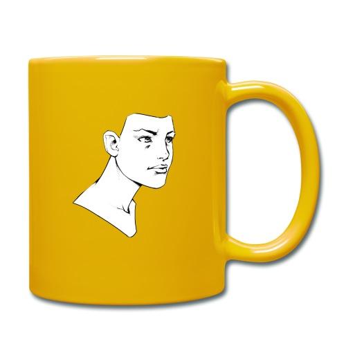 Girl Face - Mug uni