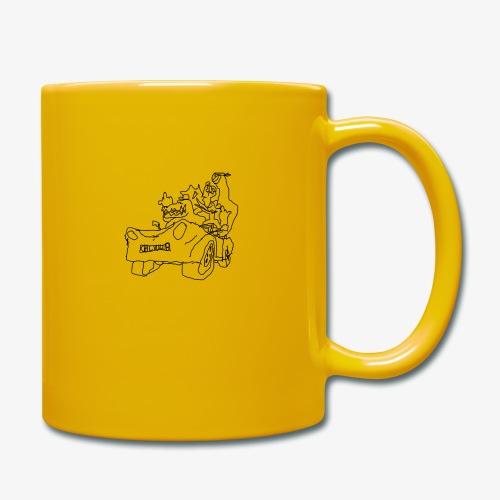gova dinos - Mug uni