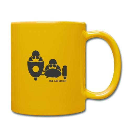 BASSET LOGO - Mug uni