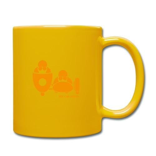 BASSET LOGO orange - Mug uni