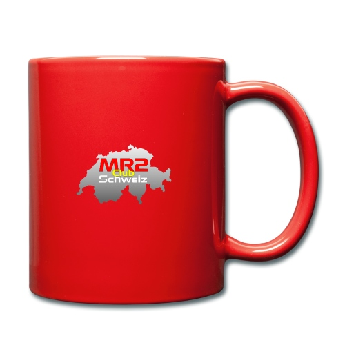 Logo MR2 Club Logo - Tasse einfarbig