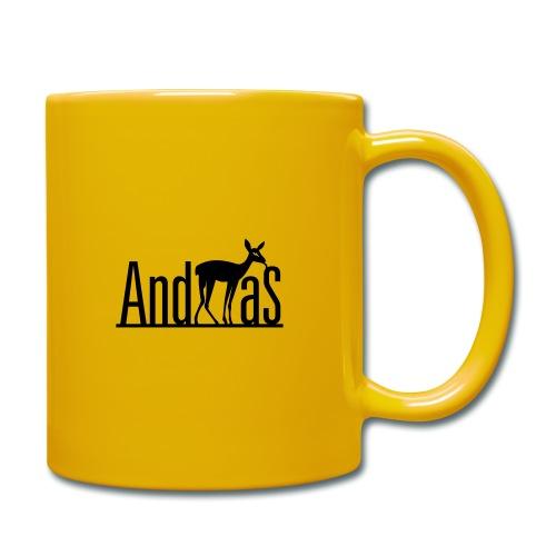 AndREHas - Tasse einfarbig