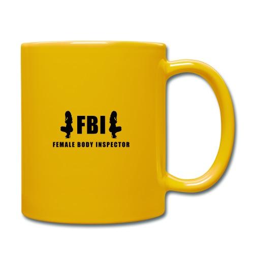 FBI - Tasse einfarbig