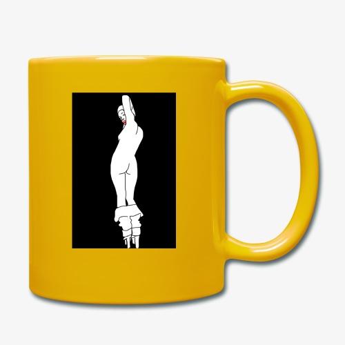 Lynda Benglis schöne Kunst Illustration - Tasse einfarbig