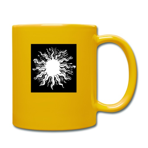 sun1 png - Full Colour Mug