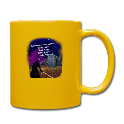 Bad Parking - Full Colour Mug