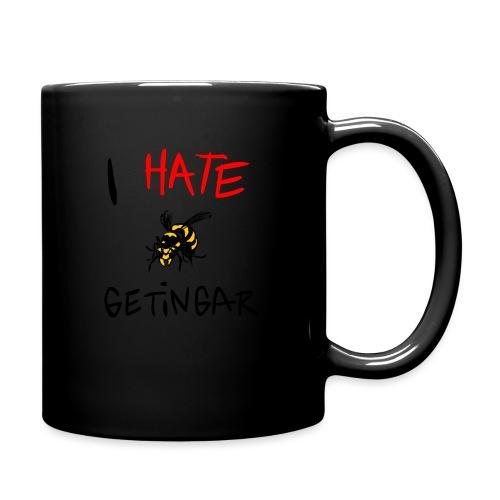 I hate getingar - Enfärgad mugg