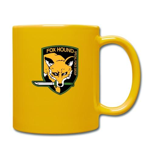 Fox Hound Special Forces - Yksivärinen muki