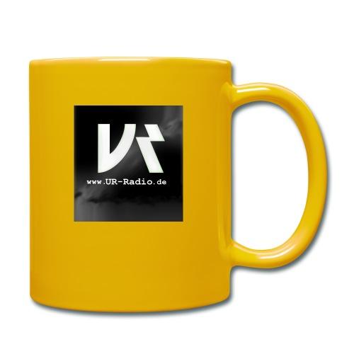logo spreadshirt - Tasse einfarbig
