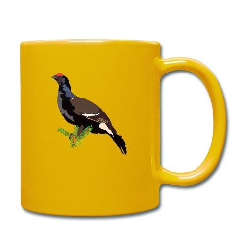 Birkhuhn - Tasse einfarbig