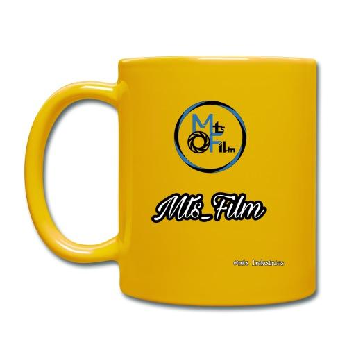 Mts_Film - Tasse einfarbig