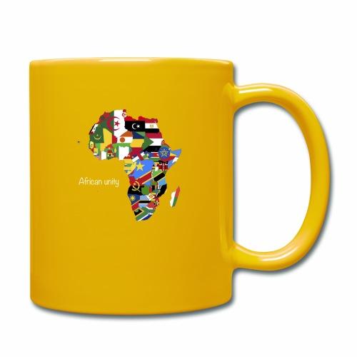 African unity - Mug uni