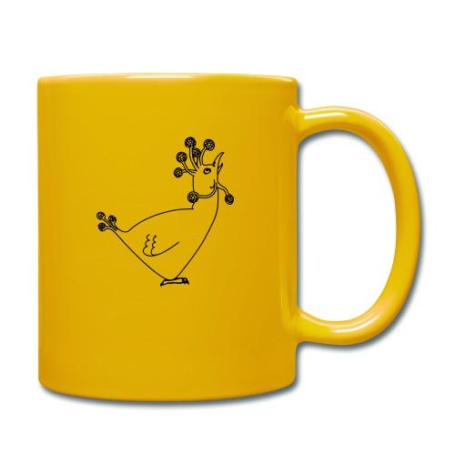 Cosmic Chicken - Full Colour Mug