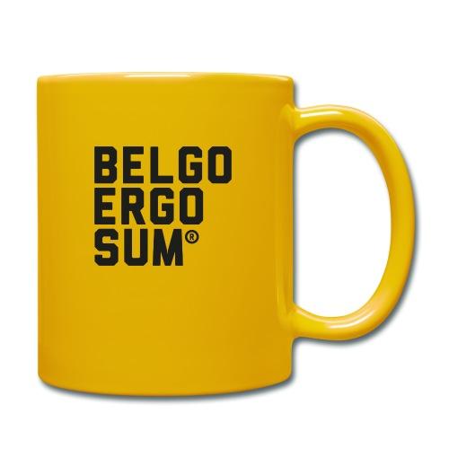 Belgo Ergo Sum - Full Colour Mug