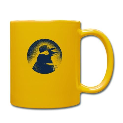 Pinguin dressed in black - Full Colour Mug