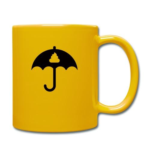 Shit icon Black png - Full Colour Mug