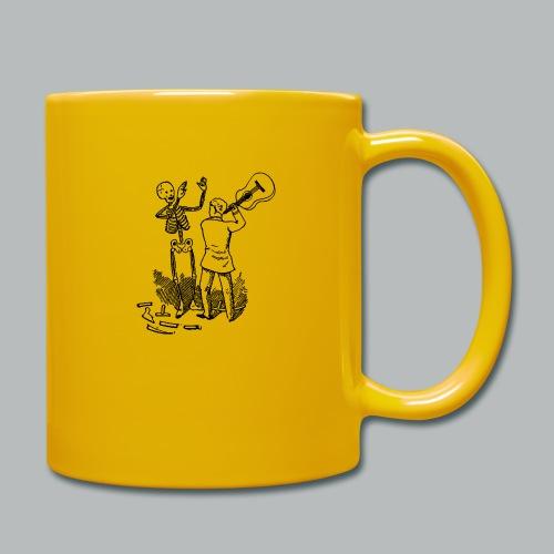 DFBM unbranded black - Full Colour Mug