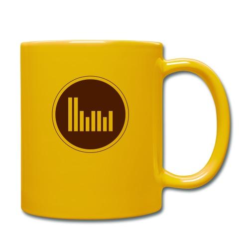 Herbie Martin Music Logo - Full Colour Mug