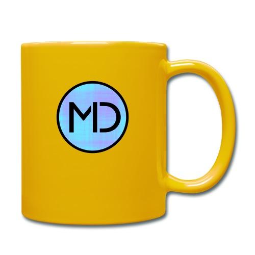 MD Blue Fibre Trans - Full Colour Mug