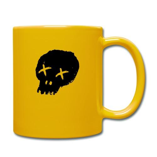 blackskulllogo png - Full Colour Mug
