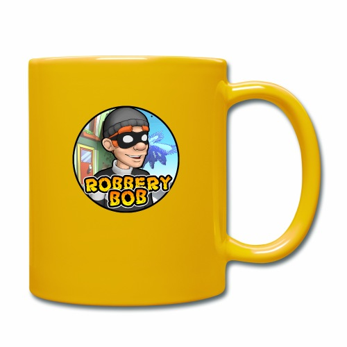 Robbery Bob Button - Full Colour Mug