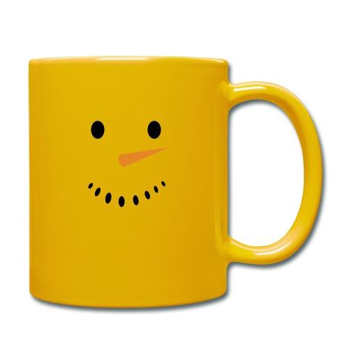 Bonhomme de neige Noël Hiver - Mug uni