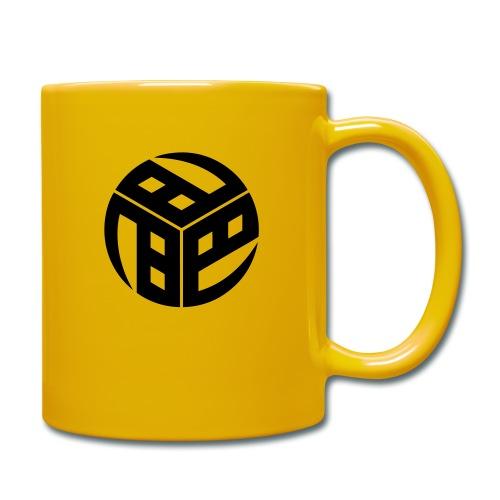 Mitsudomoe Symbol (stylisiert) - Tasse einfarbig
