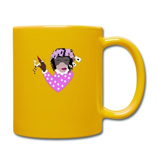 FEMALE MONKEY - Full Colour Mug