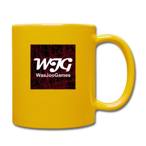 T-shirt WJG logo - Mok uni