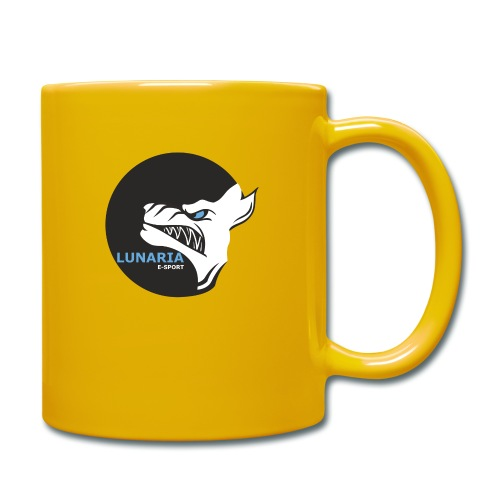 Lunaria_Logo tete pleine - Mug uni