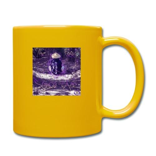 the first sense tape jpg - Full Colour Mug