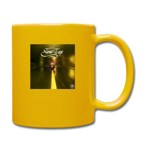the 2nd sense tape jpg - Full Colour Mug
