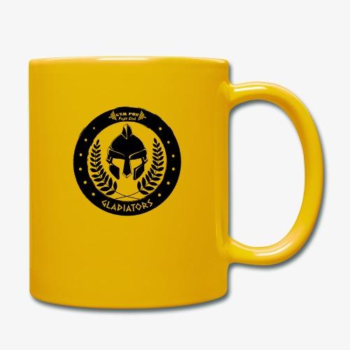 Gym Pur Gladiators Logo - Full Colour Mug