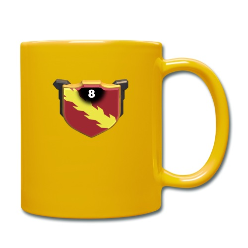 ESCUDO-01 - Taza de un color