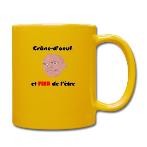 Chauve et fier - Mug uni