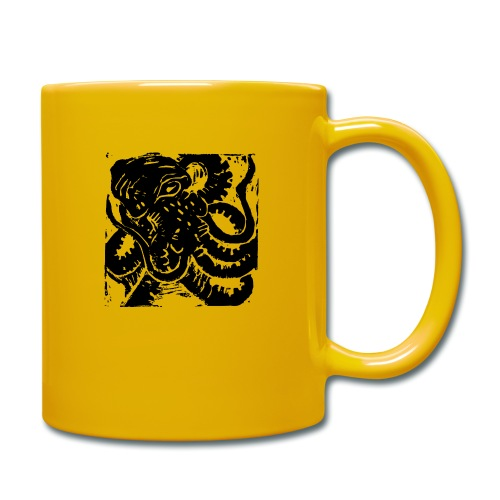 Museum Collection Octopus - Full Colour Mug