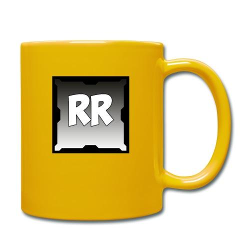 Rixel Simpel - Enfärgad mugg