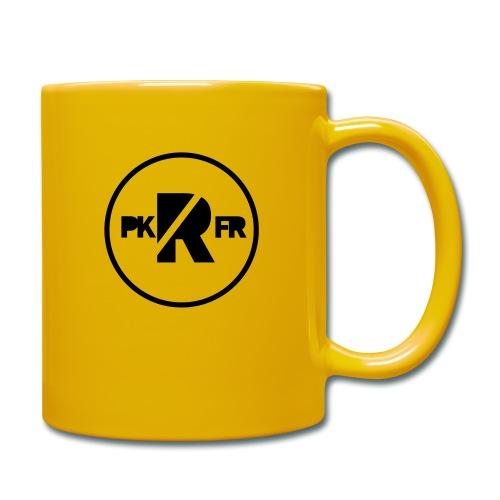 PKFR Parkour Rostock Logo - Tasse einfarbig