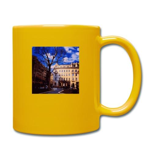 Budapest - Tasse einfarbig