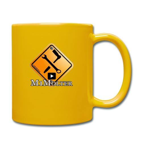 M1Molter - Tasse einfarbig