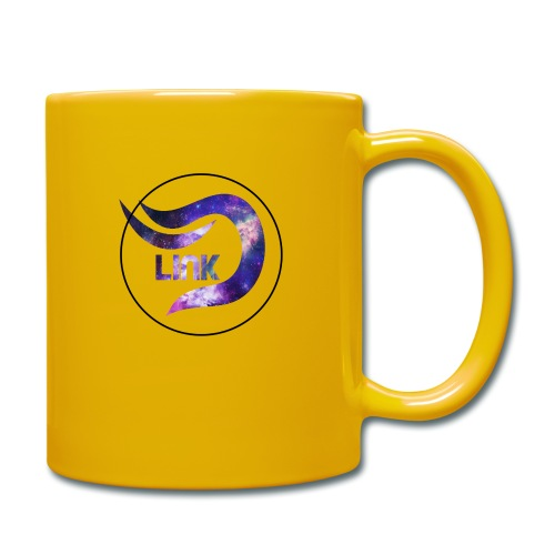 Daza Link Galaxy Theme Merchandise - Full Colour Mug