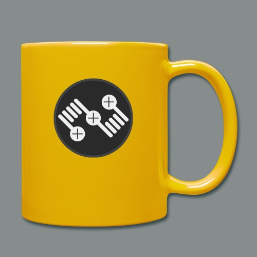logo 2 png - Tasse einfarbig