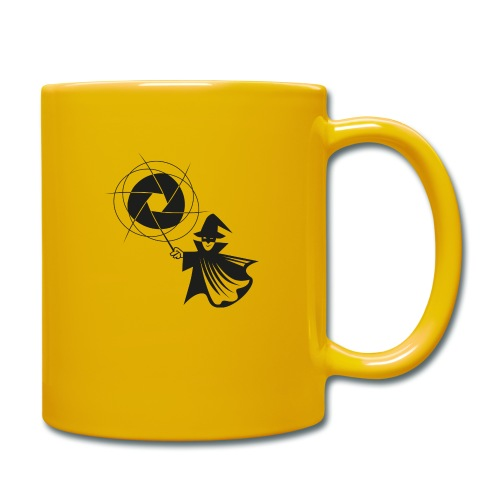 Magistus Button small - Tasse einfarbig