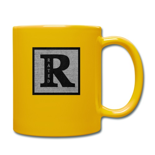 RaTeD R t-shirt - Full Colour Mug