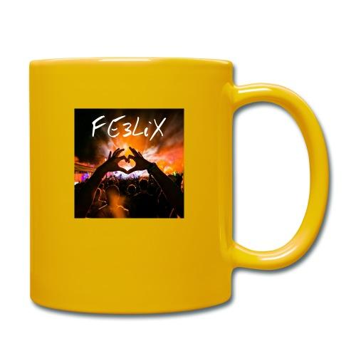 FE3LiX Logo. . g - Tasse einfarbig